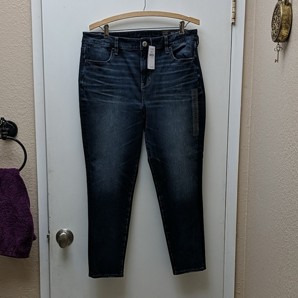 American Eagle Outfitters Denim - American Eagle Dream Jean High Rise Jegging 16 S